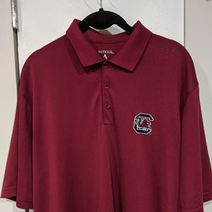 South Carolina Gamecocks Polo
